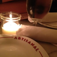 Photo taken at Artisanal Fromagerie & Bistro by Michelle B. on 4/1/2012