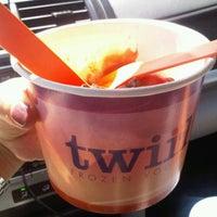 Photo taken at Twirl Yogurt by TripOrTreats.com on 4/4/2012