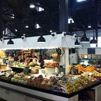 Photo taken at Lancaster Central Market by Doug B. on 4/20/2012