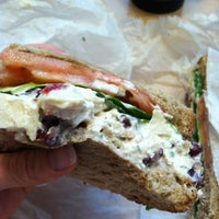 Photo taken at Bruegger's Bagels by Stephanie S. on 7/6/2012