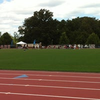Photo taken at Lenoir-Rhyne University by Bernard K. on 9/9/2012