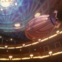 Photo taken at Teatre Tívoli by Gladys G. on 2/15/2012