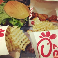 Photo taken at Chick-fil-A Long Beach by Erica on 7/27/2012