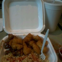 Photo taken at Northwoods Mall Food Court by Joi V. on 5/22/2012