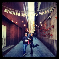 Photo taken at Neighbourgoods Market by Derek W. on 8/11/2012
