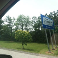 Photo taken at Kentucky / Tennessee State Line by Thomas J. on 5/30/2012