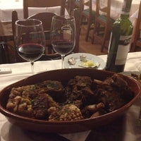 Photo taken at Restaurant La Huerta by Jesus Alberto D. on 2/12/2012