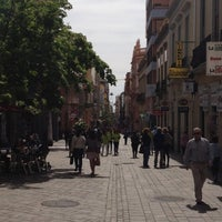 Photo taken at Calle Castillo by Sergey K. on 4/28/2012