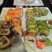 Photo taken at Oishi Sushi by Pablo F. on 7/26/2012
