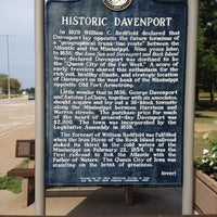 Photo taken at Davenport WB Rest Stop by Will 李. on 7/22/2012