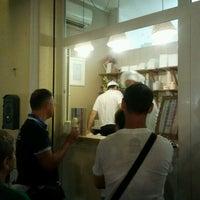 """Photo taken at Gelateria """"Zuccherino"""" by Francesca M. on 7/23/2012"""