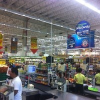 Photo taken at Carrefour by Fred F. on 2/18/2012