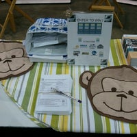 Photo taken at Visit Indiana State Fair Booth by WINDY W. on 8/18/2012