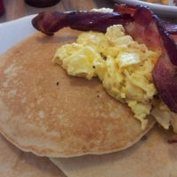 Photo taken at Mr. John's Pancake House by Cecily S. on 7/3/2012