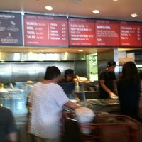Photo taken at Chipotle Mexican Grill by Hunter on 5/5/2012