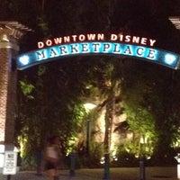 Photo taken at Disney Springs The Landing by Ana E. on 7/23/2012