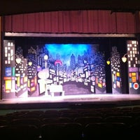 Photo taken at Springfield Little Theatre by Tim S. on 2/25/2012