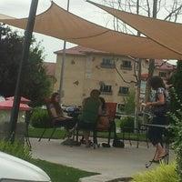 Photo taken at Roasters Coffee Bar by Debra F. on 7/16/2012