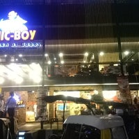 Photo taken at chicboy by Weby L. on 3/28/2012
