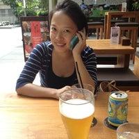 Photo taken at JiBiru Craft Beer Bar by Chris W. on 3/26/2012