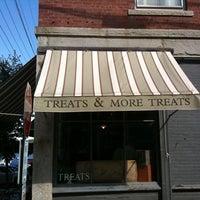 Photo taken at Treats by Daniel P. on 6/13/2011