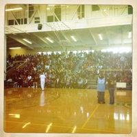 Photo taken at Waukegan High School by Janel M. on 12/2/2011
