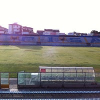 Photo taken at Arena Garibaldi - Stadio Romeo Anconetani by Takeshi N. on 6/30/2012