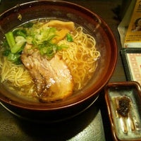 Photo taken at 光麺 恵比寿店 by HanaO on 11/1/2011