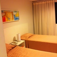 Photo taken at Hotel Tulip Inn Saint Louis by Marcelo F. on 2/24/2012