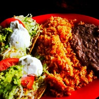 Photo taken at Taqueria Mixteca by Michelle A. on 8/3/2012