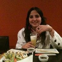 Photo taken at Oishi Sushi by Cristián P. on 5/19/2012