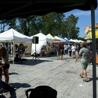 Photo taken at Torrance Farmer's Market by Jen V. on 9/8/2012