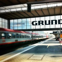 Photo taken at Munich Main Railway Station by Stefan on 6/18/2012