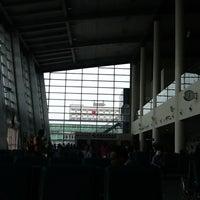 Photo taken at Gate 74 by Shian109 on 4/1/2012