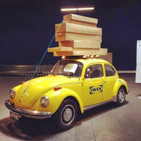 Photo taken at IKEA by Erica M. on 7/5/2012