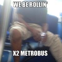 Photo taken at X2 Metrobus by Samuel M. on 7/6/2012