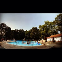 Photo taken at Old Orchard Swim Club by Tamer T. on 7/12/2012