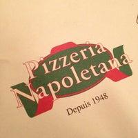 Photo taken at Pizzeria Napoletana by sillygrrl on 2/20/2012