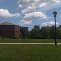 Photo taken at Marquette University by Sophia S. on 8/21/2011
