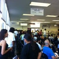 Photo taken at Santa Ana DMV Office by Nicole'n Tam Pham on 9/8/2011
