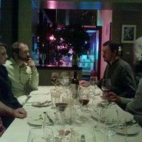 Photo taken at Artichoke Cafe by Ben B. on 12/9/2011