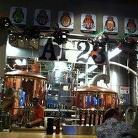 Photo taken at Wild Rose Brewery by Karen R. on 12/20/2010