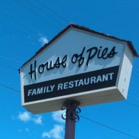 Photo taken at House of Pies by Danielle N. on 4/8/2011