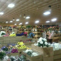 Photo taken at Golden State Silk Flowers, Inc by Magnolia E. on 6/22/2012