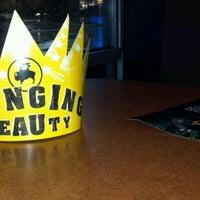 Photo taken at Buffalo Wild Wings by Mahogany J. on 12/8/2011