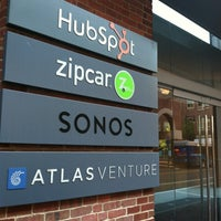 Photo taken at Zipcar Headquarters by Jeff G. on 7/12/2012