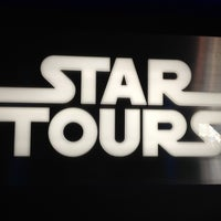 Photo taken at Star Tours - The Adventures Continue by Matthew G. on 6/13/2012