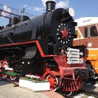 Photo taken at Музей железнодорожной техники by Luda M. on 7/13/2012