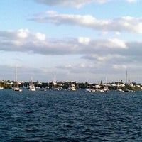 Photo taken at Coralita Pink Ferry Boat by Eric B. on 10/26/2011