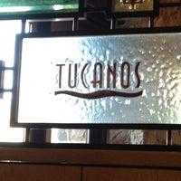 Photo taken at Tucanos Brazillian Grill by Ben B. on 7/4/2012